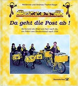 Da Geht Die Post Ab So Kommt Ein Brief Von Hier Nach Da Ein Paket