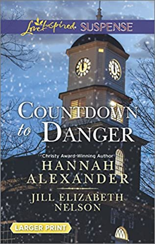 book cover of Countdown to Danger