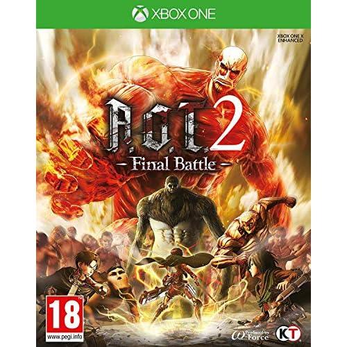 chollos oferta descuentos barato A O T 2 Final Battle Xbox One