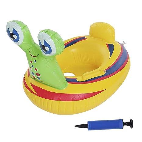 Bebé Piscina Flotador Niños pequeños Natación Flotador Anillo de ...