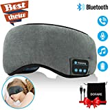 Sleep Headphones,Wireless Sleeping Headphones Bluetooth Sleep Headphones Stereo Sleep Mask Headphones Bluetooth Sleep