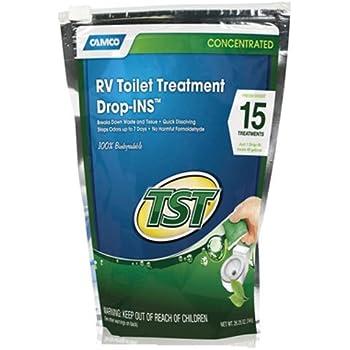 Amazon Com Camco Tst Fresh Scent Rv Toilet Treatment