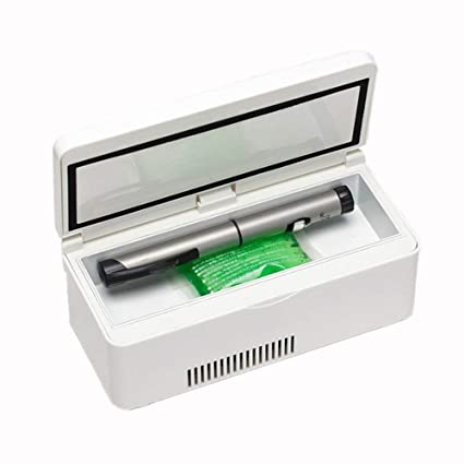 Refrigerador Portátil Insulina De La Caja Medicación ...
