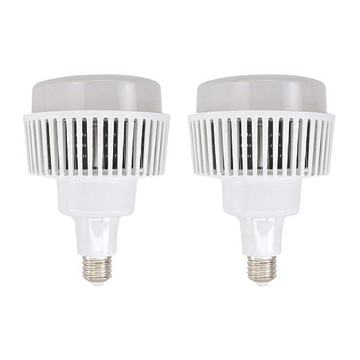 smartWIND Pack 2x Bombilla Industrial LED E40 100W 10000 lúmenes Ángulo 200º