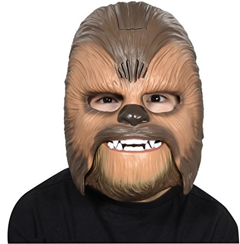 Amazon.com: Japan Import Star Wars Electronic mask Chewbacca: Toys & Games