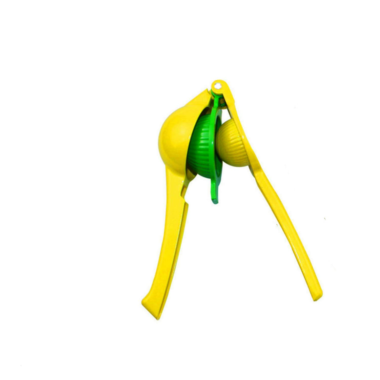 Anti-Corrosive Lemon Press Juicer with a Good Grips Heavy Duty Handle with Bonus Melon Baller Scoop by Dorihom Lemon Squeezer Manual Citrus Lime Juicer