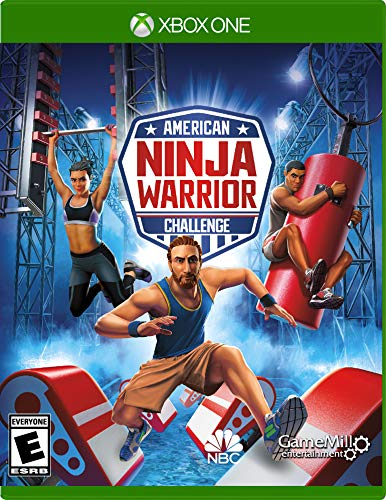 American Ninja Warrior - Xbox One by Game Mill (Image #11)