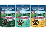 Dick Van Patten's Natural Balance Mini-Rewards Dog Treats 3 Flavor Variety Bundle: (1) Lamb, (1) Duck, and (1) Chicken, 4 Ounces each (3 Bags Total) Review