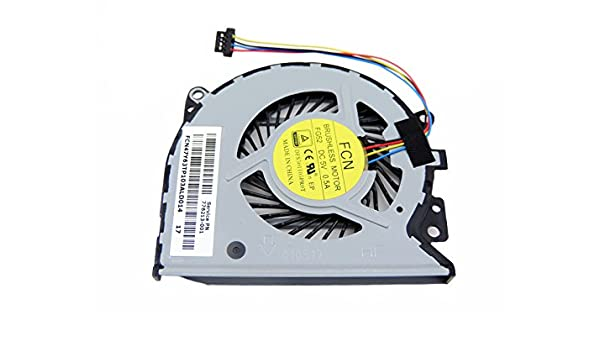 Amazon com: Original New Replacement CPU Cooling Fan for HP