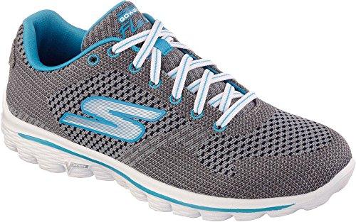 Carbón Spark Caminar Skechers 2 Rendimiento Go Turquesa Walk Zapato wc0qOR