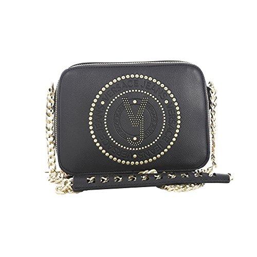 Versace Pochette Double Clout Compartiments Logo qqrTA