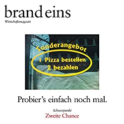 brand eins audio: Zweite Chance