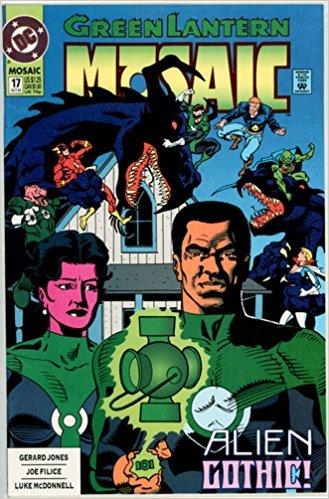 (Green Lantern: Mosaic #17 (Alien)