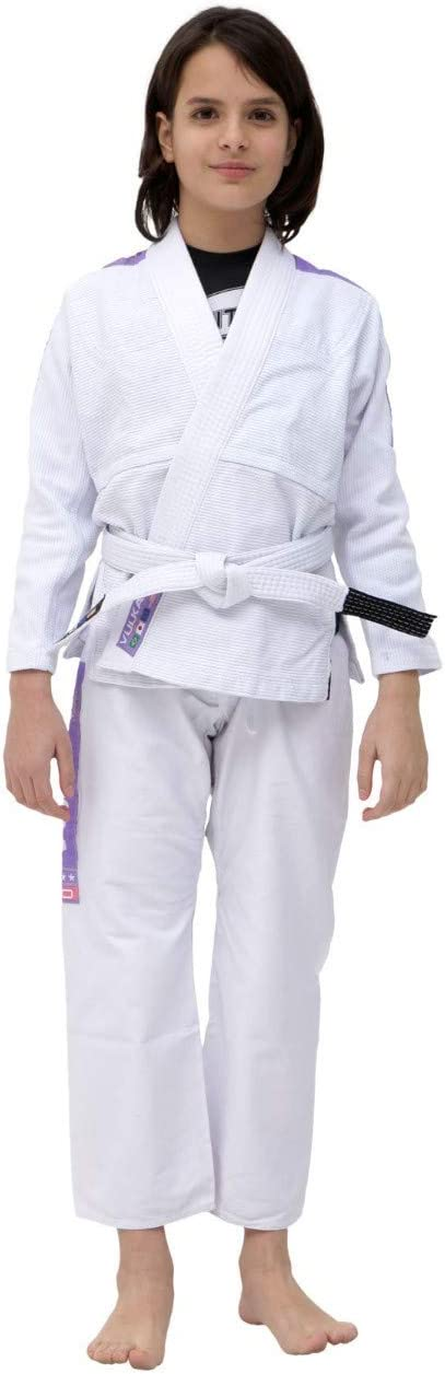 Vulkan Fight柔術会社、子供用BJJ Pro Light Gi for Martial Artsスポーツ、4色を