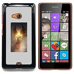 "Planetar ( Personajes de Películas Bat Broma Negro"" ) Nokia Lumia 540 Fundas Cover Cubre Hard Case Cover"