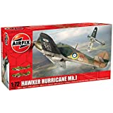 Airfix - Hawker Hurricane, juguete de aeromodelismo (Hornby A02067)