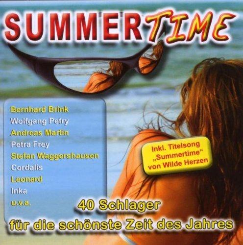 Summertime-40 Schlager für die Schönste Zeit des -