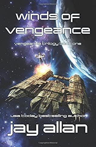 book cover of Winds of Vengeance