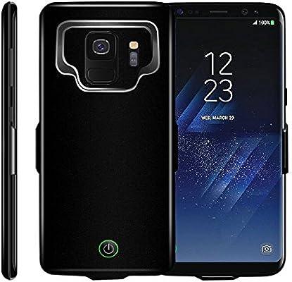Idealforce - Funda para Samsung Galaxy S9/S9 Plus, Cargador de ...