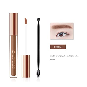Amazon Com Eyebrow Enhancers Brush Kits Shouhengda Waterproof