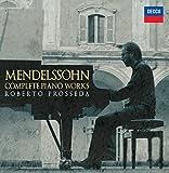 Mendelssohn:Complete Piano Wor
