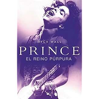 Prince : el reino púrpura book jacket