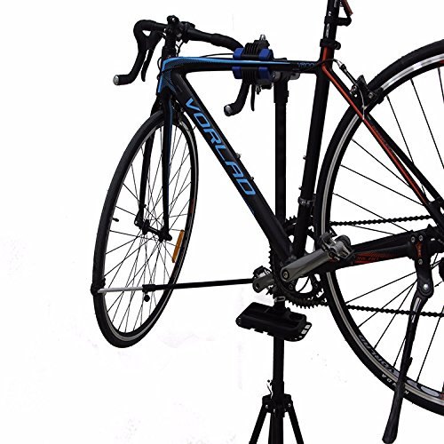 MaxxHaul 80725 Bike Repair Stand/Display with Adjustable Height & 360 Deg. Rotating Head Clamp by MaxxHaul (Image #8)