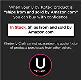 U by Kotex Lightdays Panty Liners, Extra