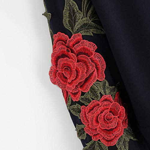 Manica Corte T Camicia Stampa Maglione Yusealia Donna Shirt Maglia Ragazza Top Magliette Donna Tops Donna Crop Top Tumblr Felpe Pullover Rosa Bianco Camicetta Pullover Lunga a54x5Apwq