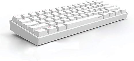 Mechanical Keyboard 4.0 Inalámbrico Bluetooth Mini portátil ...