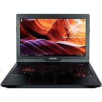 CUK ASUS ROG Strix GL553VD Gamer Notebook (Intel i7-7700HQ, 12GB RAM, 256GB NVMe SSD + 1TB HDD, NVIDIA GeForce GTX 1050 4GB, 15.6 Full HD, Windows 10 Home) Gaming Laptop Computer