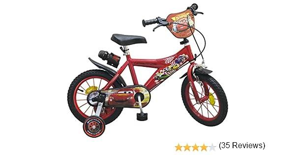 Toimsa 734 Bicicleta Cars 14: Amazon.es: Juguetes y juegos