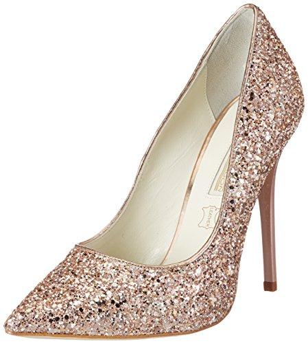 Buffalo London 11335-269 L Glitter, Zapatos de Tacón para Mujer Mehrfarbig (SAMALON 01)