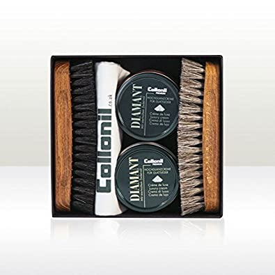 Collonil Mens Brush Diamant Cream Gift Box One Size Multicolor