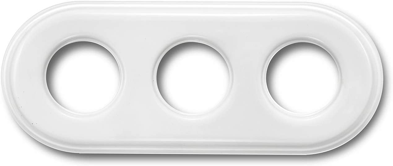 Fontini garby Marco 3 elemento garby porcelana blanco pack