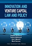 img - for Innovation and Venture Capital Law and Policy book / textbook / text book