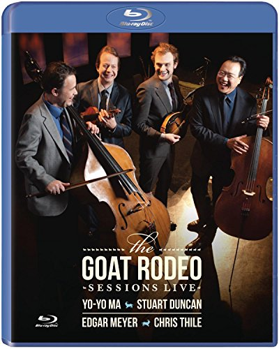Music : The Goat Rodeo Sessions Live [Blu-ray]