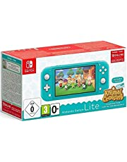 Nintendo Switch Lite Console With Animal Crossing Download Code
