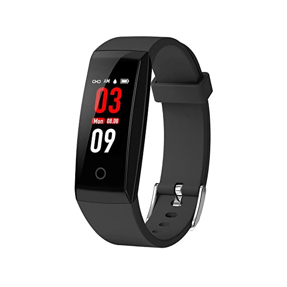 Amazon.com: BBT-shop Smart Watch,W8 0.96 TFT Smart ...