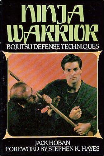 Ninja Warrior: Bojutsu Defense Techniques: Amazon.es: Jack ...