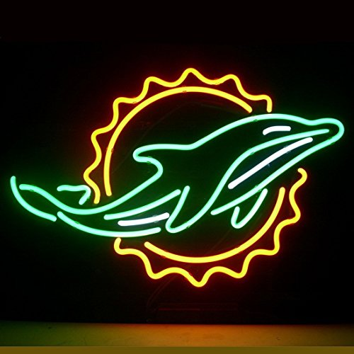 Miami Dolphins Neon Sign (Urby™ 18