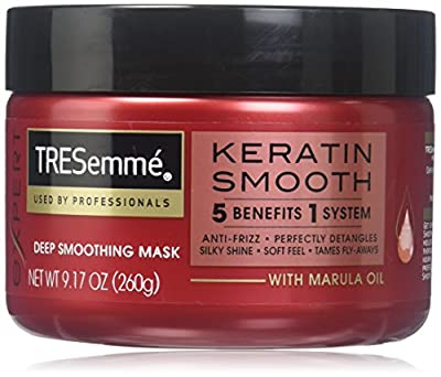TRESemme Expert Selection Hair Mask , Keratin Smooth, 9.17 Ounce
