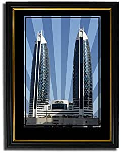 Photo of Damac Tower-Colour No Text F08-M (A4)