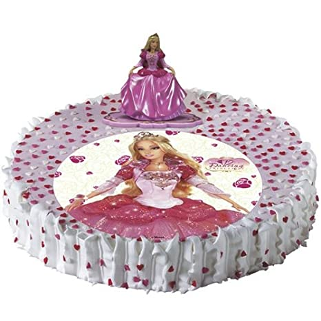 Barbie torten set