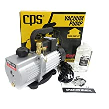 CPS 6 CFM Single Stage Vacuum Pump (Made in the U.S.A) *FREE SHIPPING*