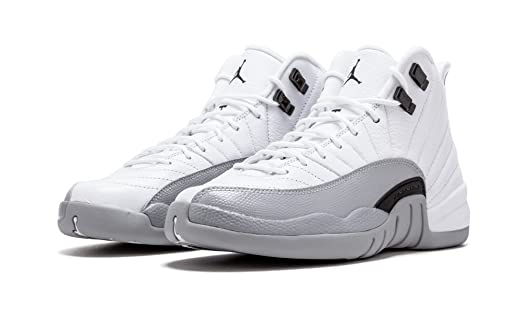 Air Jordan 12 Retro GG (GS) 'Barons' - 510815-108 - Size 5 -