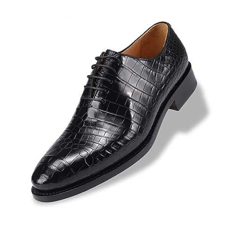 LZLHYH Zapatos De Traje De Hombre Zapatos De Ascensor ...