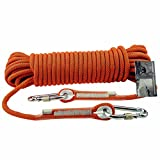 sanheng fire Outdoor Rock Climbing Rope Escape Safety Survival Rope Diameter 11 mm/5M