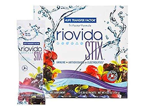 Cheap 4life Transfer Factor® Riovida Stix™ (15 pack single box)