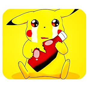 220mm*180mm*3mm Pokemon Mouse Pad With Pikachu Deisgn by mcsharks